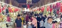 BAYRAM ZİYARETİ - Bakan Koca'nın 'vaka az' dediği Edirne'ye, bayramda binlerce kişi akın etti