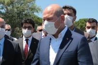 Bakan Soylu Açıklaması 'Bayramda 5 Günde 45 Kişi Öldü'