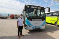 ŞEHİR İÇİ - Şoför bayramını kutlamayan yolculara sitem etti