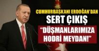 DEVİR TESLİM - Başkan Erdoğan konuştu