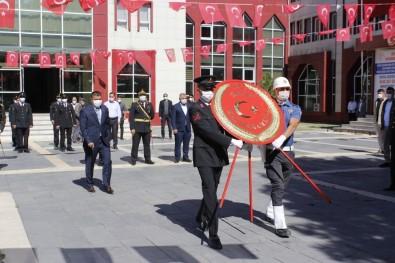 Erciş'te 30 Ağustos Zafer Bayramı'nın 98. Yılı