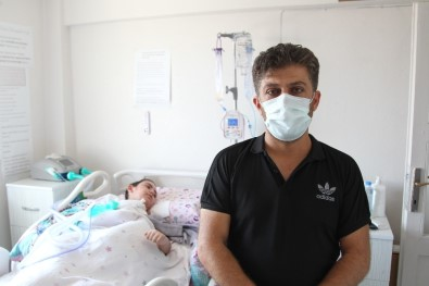 Hasta Çocuğu İçin İşini Bıraktı Yardım Bekliyor