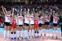 SIRBİSTAN - Millilerimiz Avrupa şampiyonu!