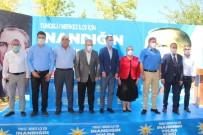 AK Partili Tek,'Kerameti Kendimizden Değil, Halkın Erdoğan'a Verdiği Güçten Bileceğiz'
