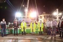 JANDARMA KOMUTANI - Balıkçılar 'Vira Bismillah' dedi