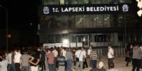 EMNIYET MÜDÜRLÜĞÜ - Belediye binasını kurşunlayıp belediye başkanını aradı!
