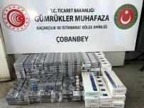 Bin 240  Paket Kaçak Sigara Ele Geçirildi