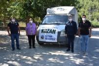 Ceyhan Belediyesinden Yangın Mağdurlarına Yardım Kolisi