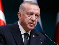 KıBRıS - Cumhurbaşkanı Erdoğan'dan Yunanistan'a sert sözler
