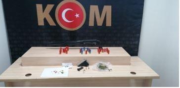 Denizli'de Silah İmalathanesine Operasyon