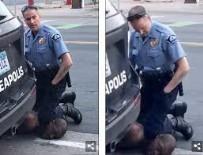 PROTESTO - George Floyd'u öldüren polis memurundan akılalmaz savunma!