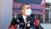 ZİYA SELÇUK - Milli Eğitim Bakanı Ziya Selçuk ilk ders zilini çaldı