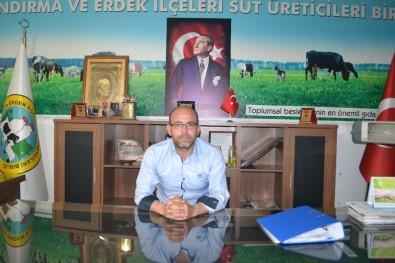 Süt Birliği Başkanı Özgür Bakan Açıklaması 'Sütün Fiyatı 3 TL Olmalı'