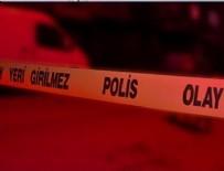SAĞLIK EKİPLERİ - Uşak'ta bir kadın tartıştığı kocasını bıçaklayarak öldürdü
