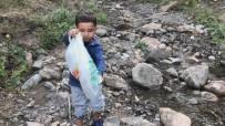 4 Yaşındaki Batuhan'dan 'Lütfen Çevreyi Kirletmeyelim' Uyarısı