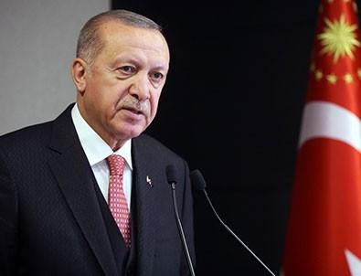 Başkan Erdoğan'dan Lübnan'a taziye!