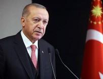 BEYRUT - Başkan Erdoğan'dan Lübnan'a taziye!