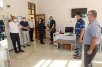 Başkan Kavuş, Belediye Personeliyle Bayramlaştı