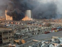 YANGINA MÜDAHALE - Beyrut'daki patlamayı IŞİD üstlendi!