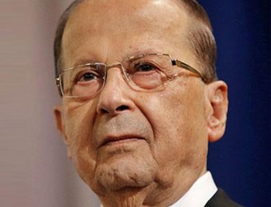 Lübnan Cumhurbaşkanı'ndan flaş talimat!