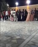 Mardin'de Korona Virüse Davetiye Çıkaran Bir Tablo Daha Açıklaması Maskesiz, Sosyal Mesafesiz Halay