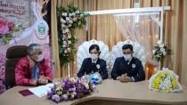 Polis Çift, Nikah Masasına Üniformayla Oturdu