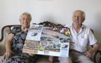 ESKİŞEHİR - Yaşlı çiftin Vosvos tutkusu dikkat çekiyor
