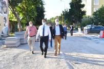 Balıkesir Büyükşehir Belediyesinden İlçelerde Yol Hamlesi