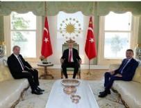 ERSIN TATAR - Başkan Erdoğan'dan kritik kabul!