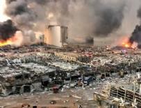 AMONYUM NİTRAT - Beyrut'taki patlamayla ilgili kritik tespit!