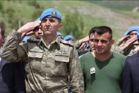 Eğirdir Komando Okuluna Tümgeneral Emre Tayanç Atandı