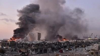 Lübnan'daki patlama sonrası çok önemli uyarı!