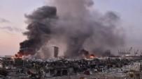 BEYRUT - Lübnan'daki patlama sonrası çok önemli uyarı!