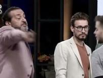 MasterChef'te gerilim: Mehmet Şef çıldırdı, yarışmacıyı stüdyodan kovdu!