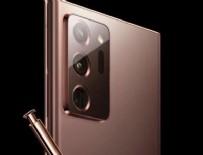 ANDROİD - Samsung Galaxy Note20 ve Galaxy Note20 Ultra Tanıtıldı: İşte Fiyatı ve Özellikleri