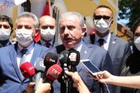 TBMM Başkanı Şentop Açıklaması 'Lübnan'dan Herhangi Bir Yardım İsteği Gelmedi'