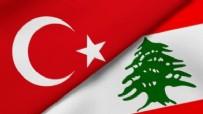 YARDIM MALZEMESİ - Türkiye'den Lübnan'a yardım