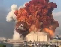 BAŞKENT - Beyrut'taki patlama uluslararası düzeyde soruşturulsun çağrısı!