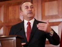 ÇAVUŞOĞLU - Çavuşoğlu'ndan Libya'da kritik uyarı: Her an saldırabilirler