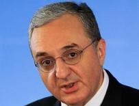 SİLAH TİCARETİ - Ermenistan'dan skandal açıklama