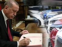 KAYIT DIŞI - İkinci el otomobil satışında flaş gelişme! Erdoğan'a sunuldu