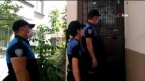 İstanbul'da Polis Kapı Kapı Dolaştı, 'Hırsız' Diyerek Zillere Bastı