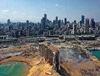 LÜBNAN - Beyrut'taki patlamayla ilgili sıcak gelişme!