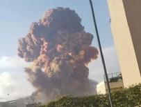 BAŞKENT - Lübnan'daki patlamaya neden olan amonyum nitrat kime gönderiliyordu?