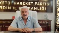 MHP Mardin İl Başkanı Bozkuş Açıklaması 'Tabela Partisi Olmayacağız, Hedefimiz Seçimlerde Birinci Sırada Yer Almak'