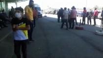 Ağrı'da Kuaföre Giden Gelin, Trafik Kazasında Hayatını Kaybetti