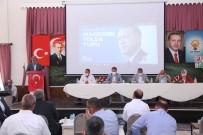 AK Parti Konya'da Kongre Süreci Yeniden Başladı