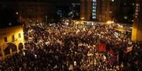 BAŞKENT - Netanyahu karşıtı gösteriler devam ediyor