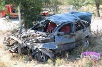 Bir Aileyi Trafik Canavarı Ayırdı