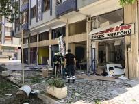 Konya'da İş Yerinde Patlama